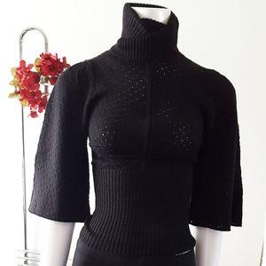 JLO☆Bell Sleeve Sweater